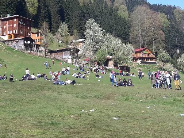 Ayder'de turizm sezonu açıldı 5