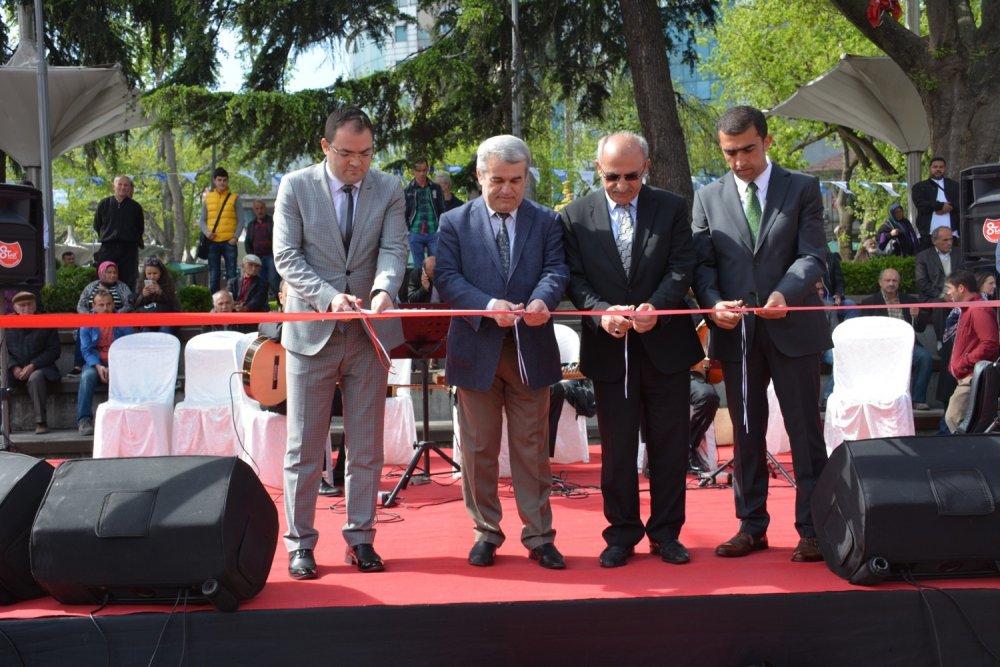 """Trabzon'da """"Lise Tanıtım Günleri"""" başladı"""