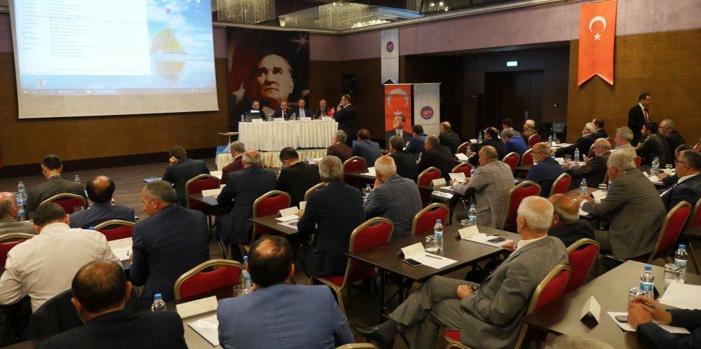 DKBB Meclis Toplantısı gerçekleştirildi