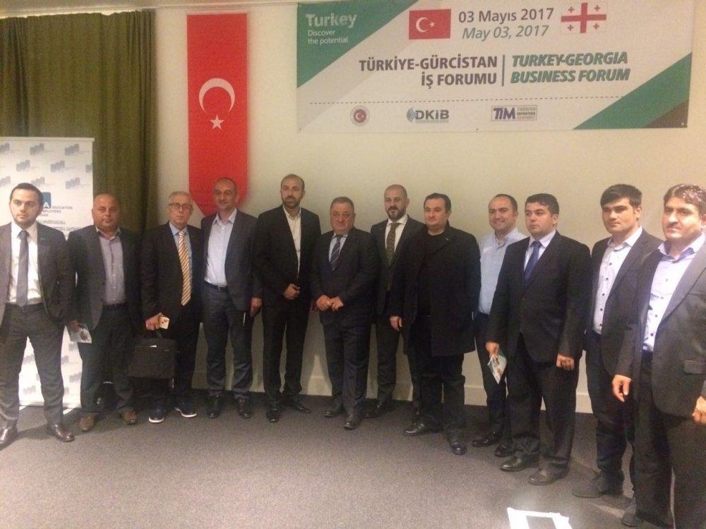 DKİB'den Gürcistan ve Azerbaycan'a çıkarma
