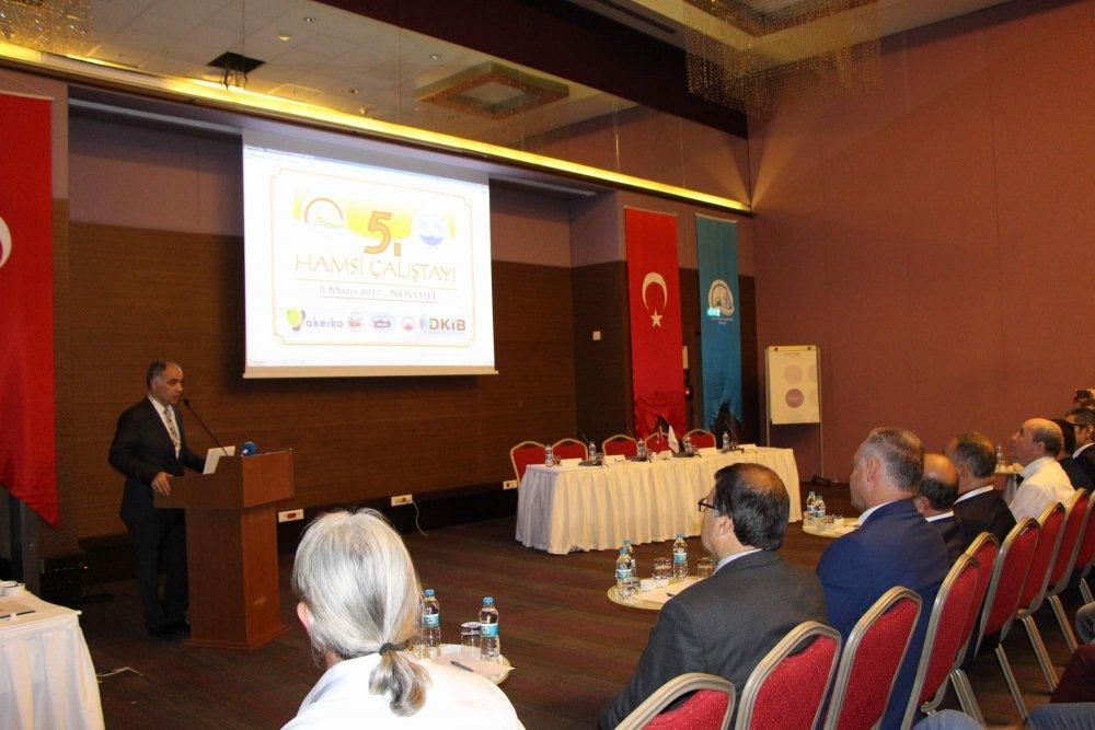 Trabzon'da hamsinin geleceği tartışıldı