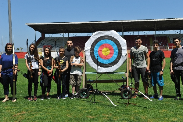 Trabzon'da yaz spor okullarında hedef 20 bin öğrenci
