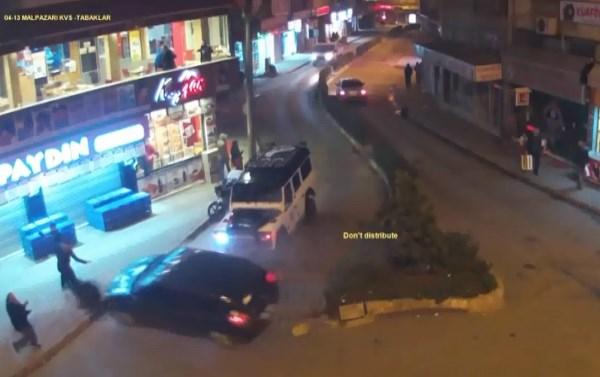 Trabzon, Giresun ve Gümüşhane'de trafik kazaları