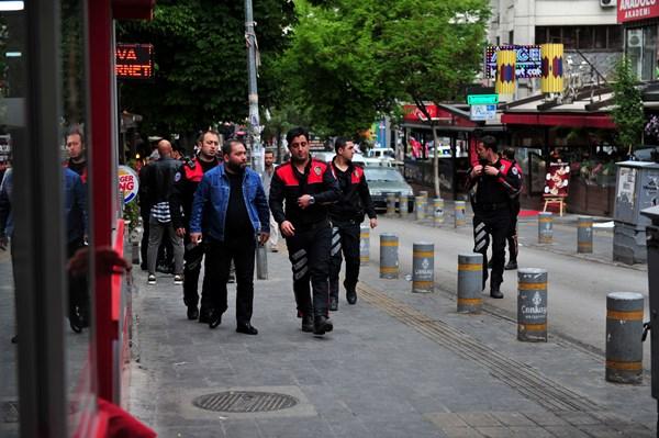 Ankara'da bomba ihbarı alarmı