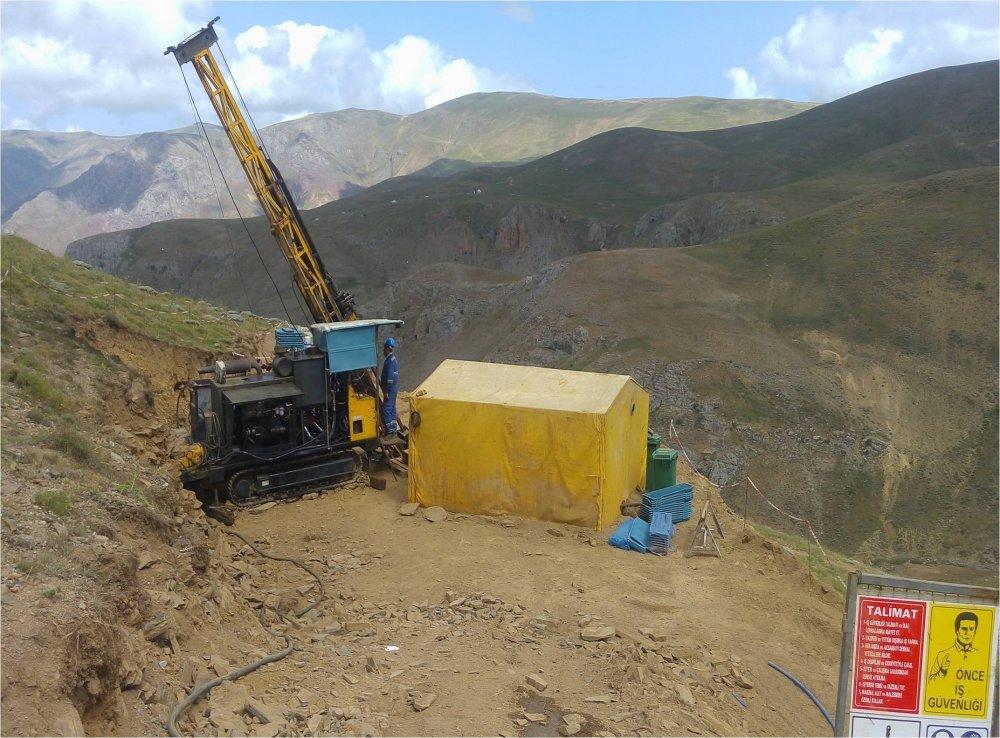 Doğu Karadeniz'in altı üstü maden kaynıyor