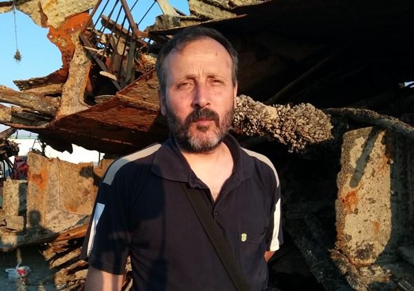 Karadeniz'in derinliklerinde yatan 'Tirimüjgan Batığı' çıkarılıyor