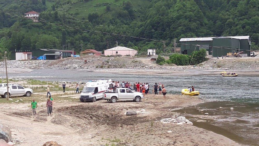 Nehir'i bulmak için canlarından oluyorlardı