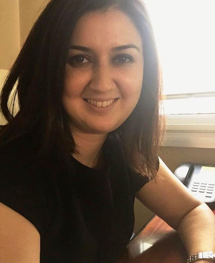 Avukat kadın ölü bulundu