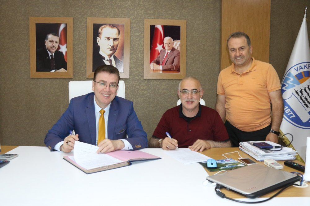 """Vakfıkebir Belediyesi """"Sosyal Denge Sözleşmesi imzalandı"""