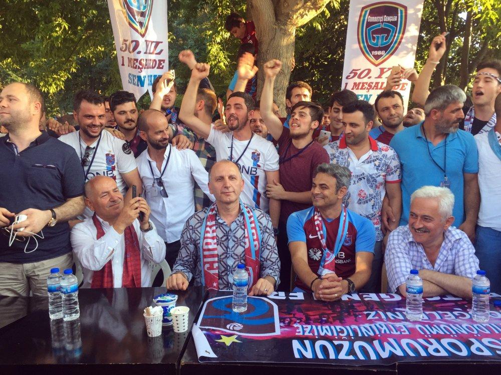 Trabzonsporlular İstanbul'da buluşuyor!