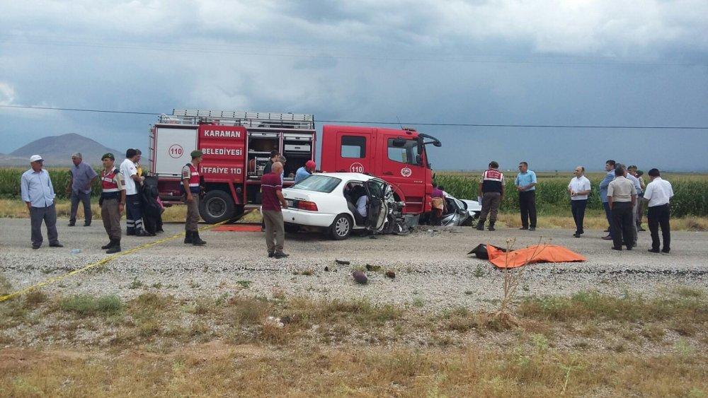 Feci kaza: 6 kişi öldü