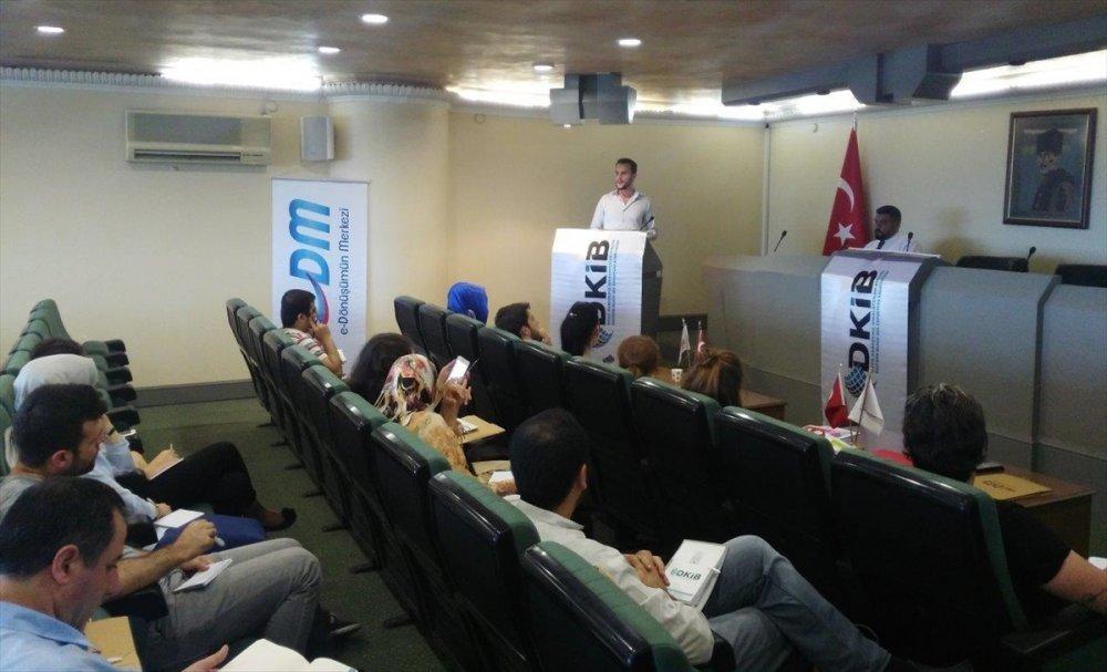 Trabzon'da E-Fatura uygulama süreci semineri