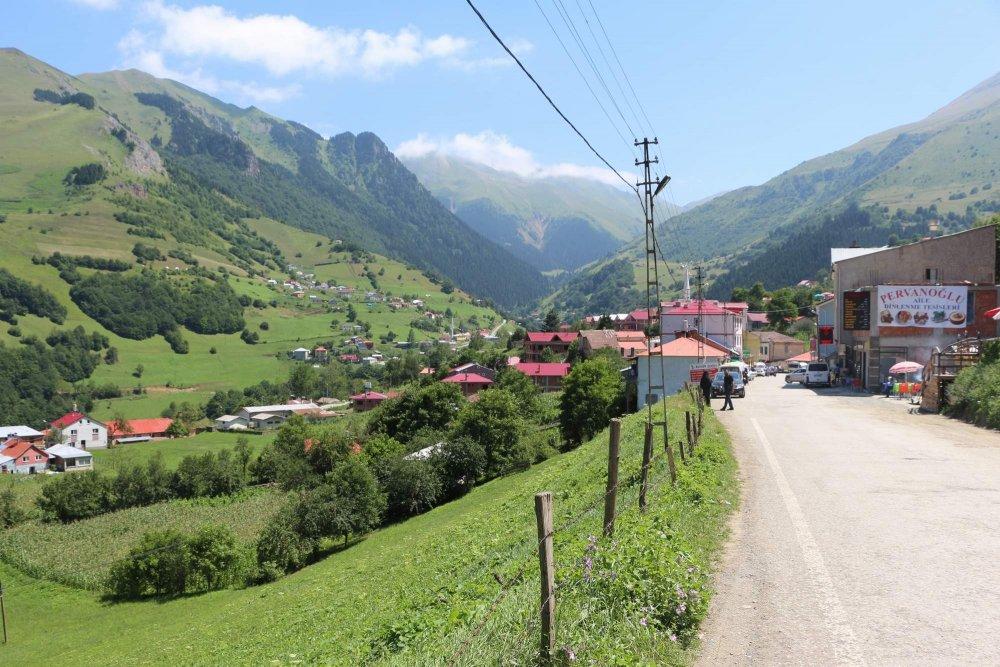 Trabzon'da sütlaç turizmi! Yemeden gitmiyorlar