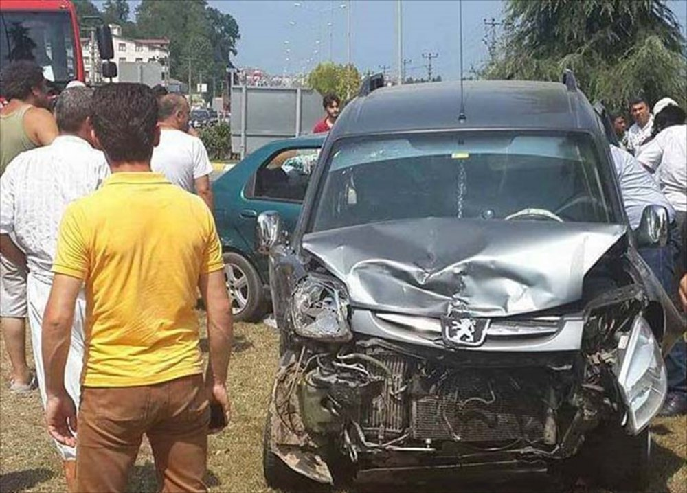 Feci kaza: 1 ölü, 5 yaralı