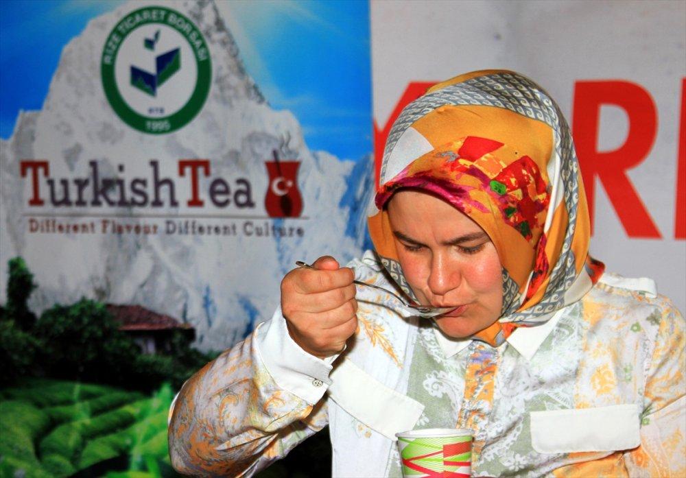 Çayın tadına bakarak yöresini tespit etmeye çalıştılar