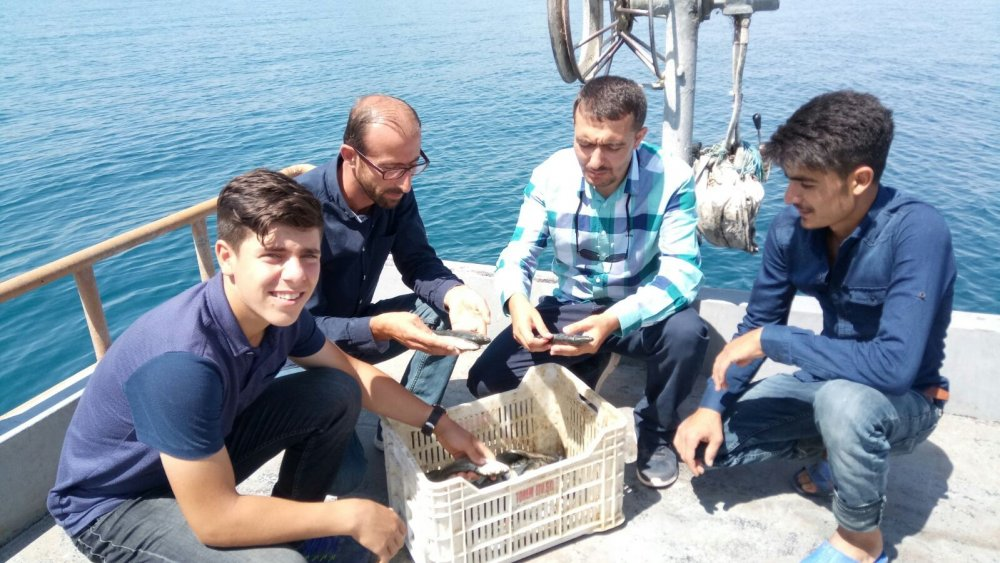 O ilde balıkçıların Trabzonlu Vali umudu