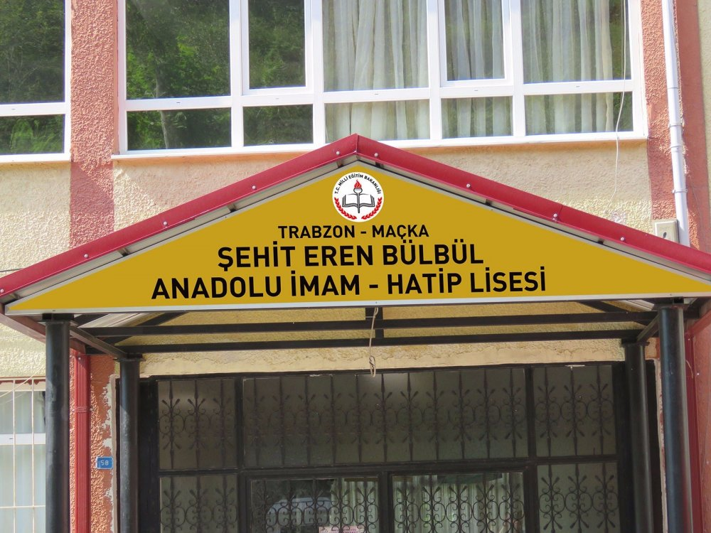 Şehir Eren'in adı burada yaşayacak