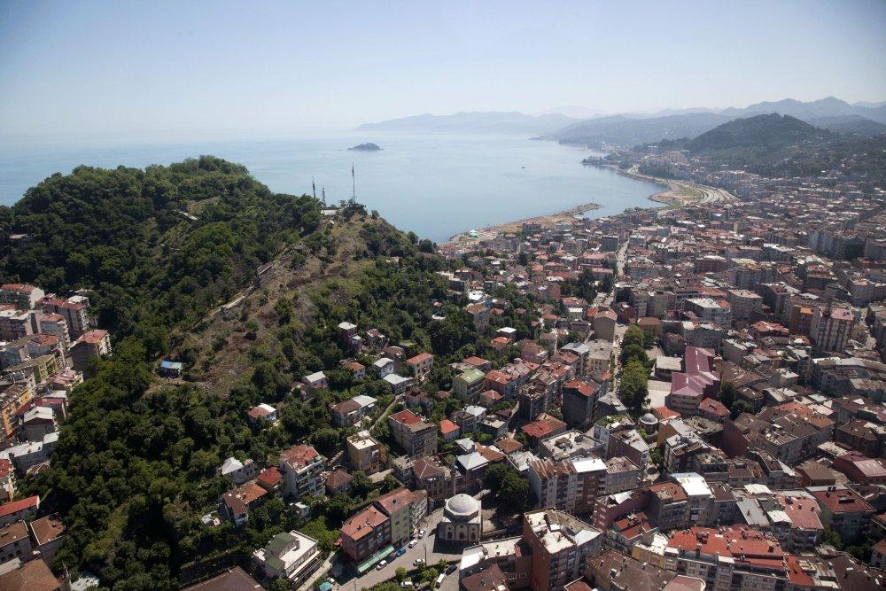 Giresun Kalesi'ne ziyaretçi akını: İki ayda 200 bin kişi