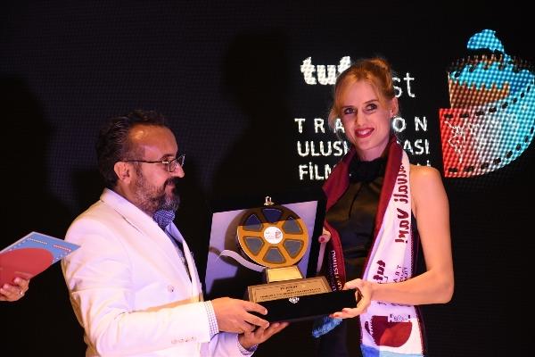 Trabzon'da film festivali sona erdi