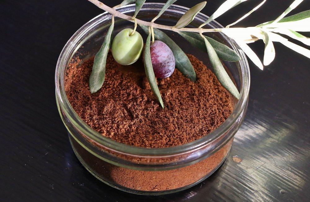 Bin derde deva zeytinin kahvesi de üretildi