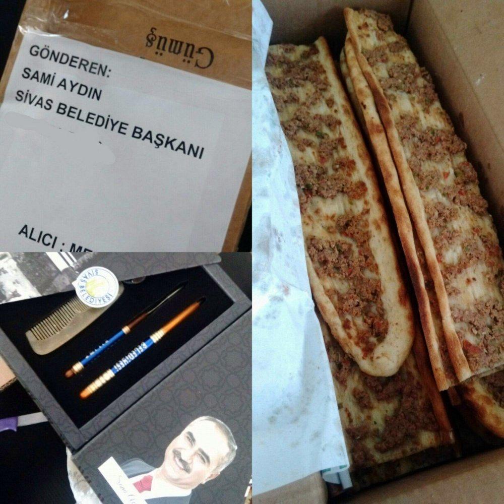 Sosyal medyadan 'etli ekmek' özlemine Başkan'dan jest!