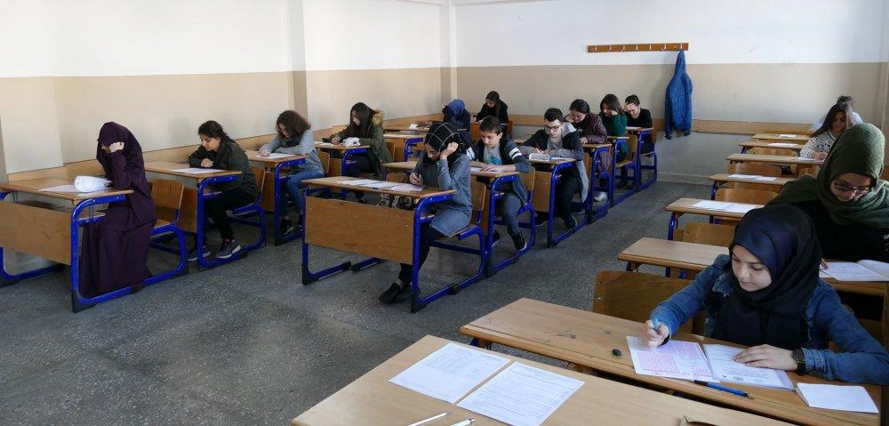 """Trabzon'da """"Kitap Okuma Yarışması"""" değerlendirme sınavı yapıldı"""