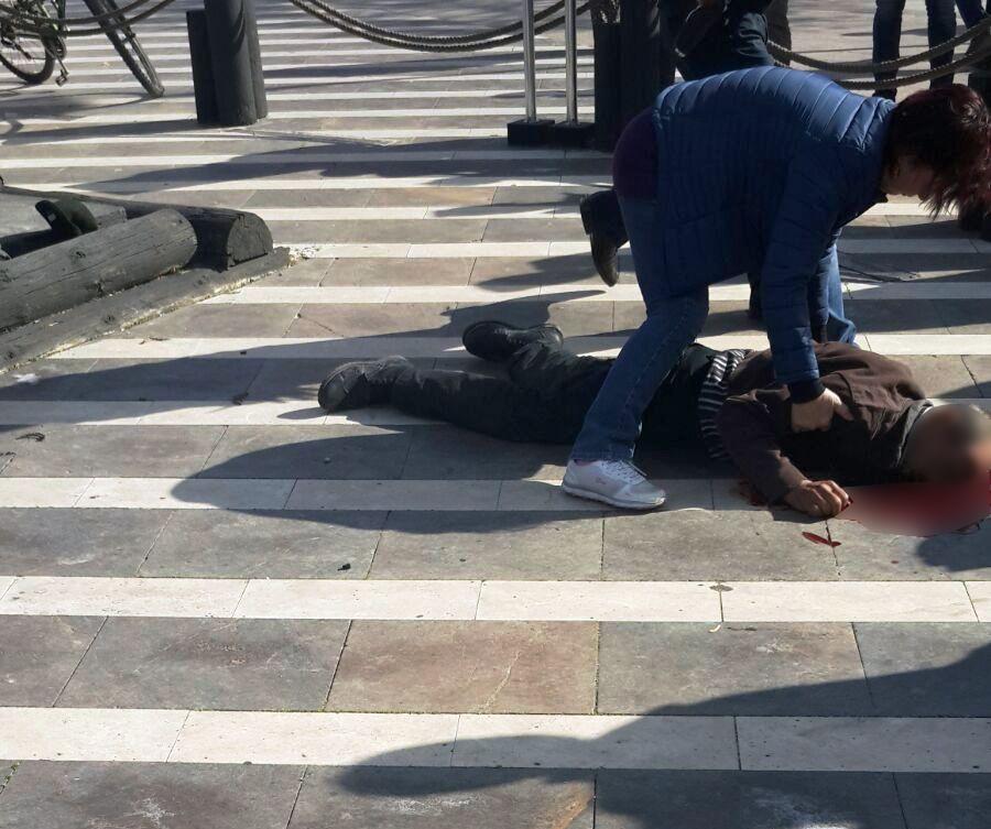 Truva Atı'ndan düşen adam öldü