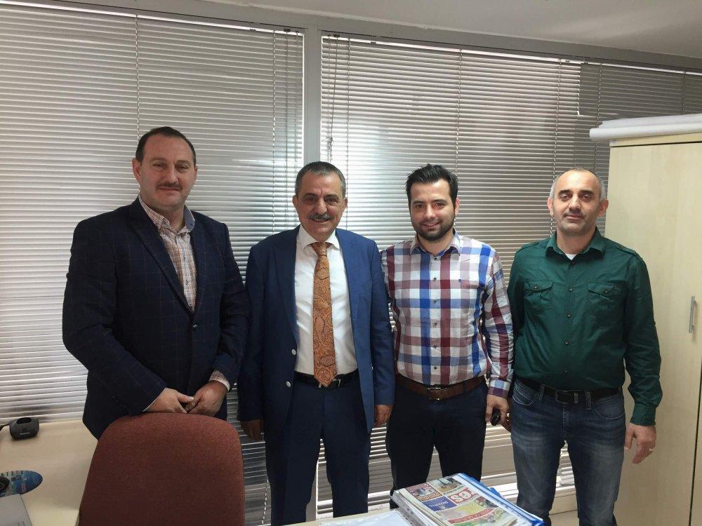 Yomra'da doğalgaz çalışmaları başlıyor