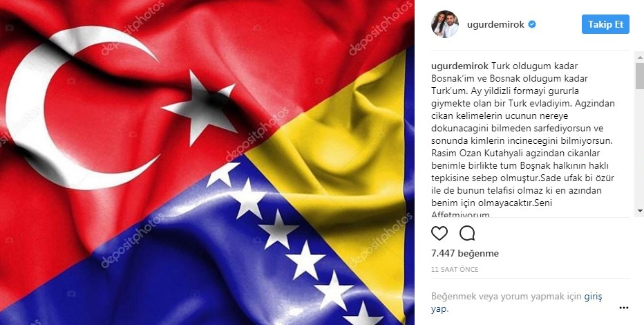 "Trabzonsporlu oyuncudan Kütahyalı tepkisi: ""Seni affetmiyorum"""