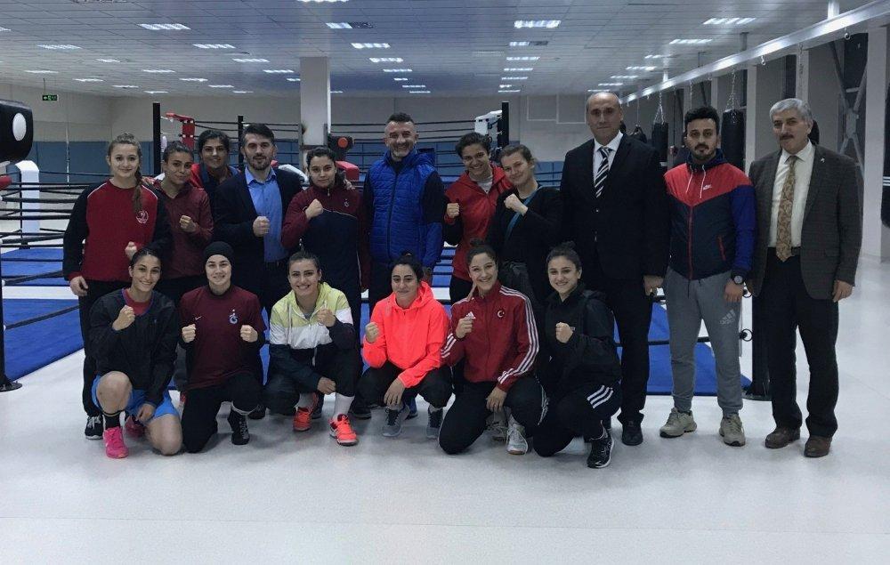 Trabzon'da şampiyondan altın öğütler