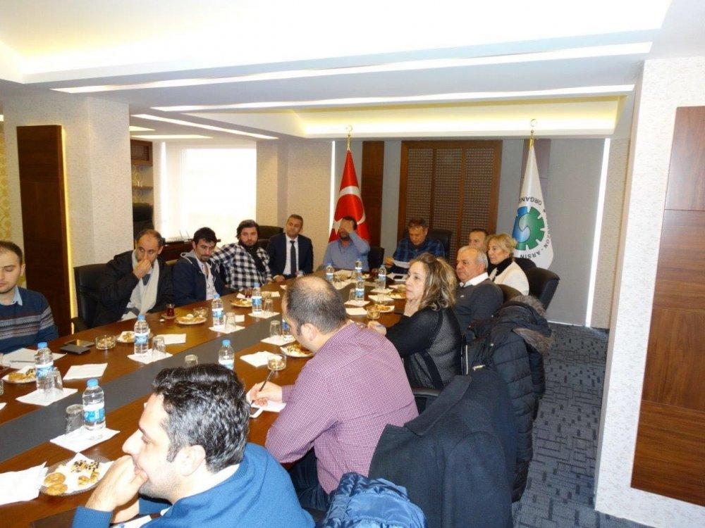 Trabzon'da sanayiciye Dış Ticaret Semineri