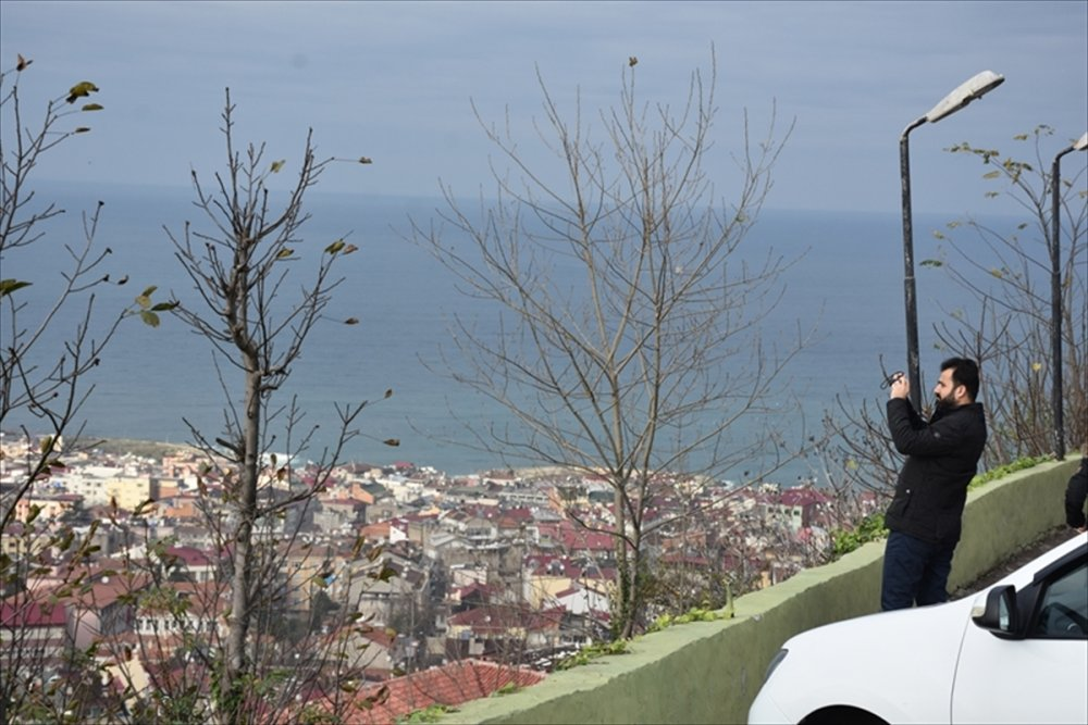 Trabzon'a 11 ayda 2 milyon ziyaretçi