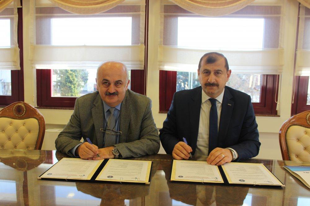 KTÜ ile İŞKUR arasında imzalar atıldı