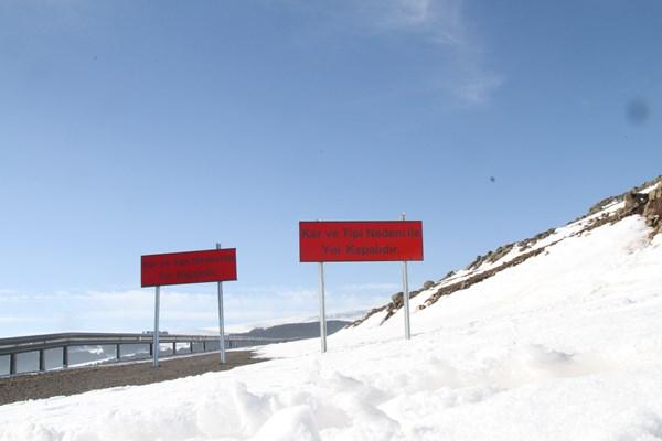 O yol 6 ay kapatıldı
