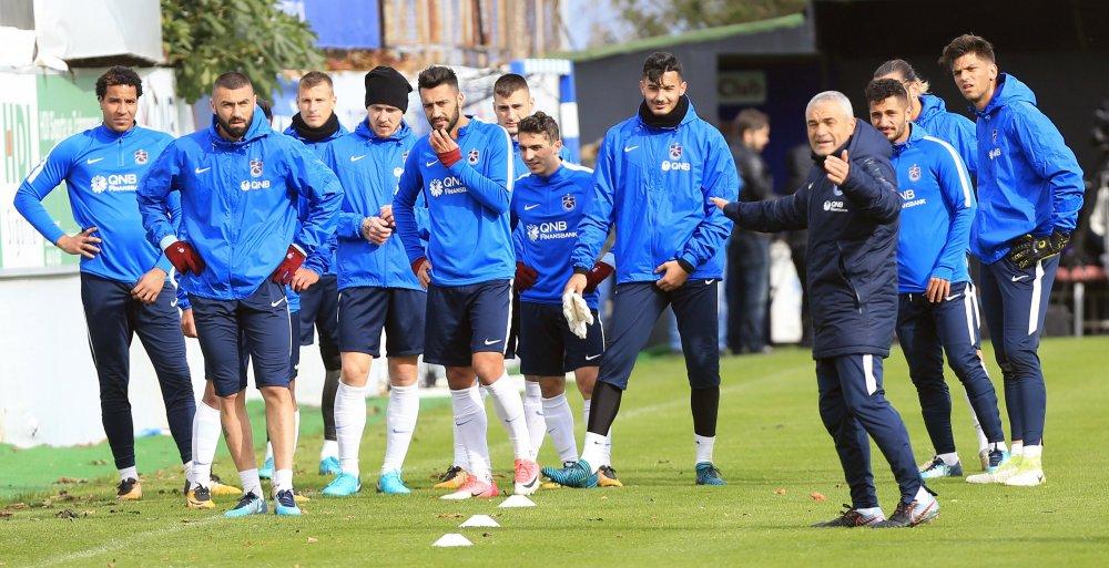 Trabzonspor'da en iyi çıkışı Rıza Çalımbay yaptı