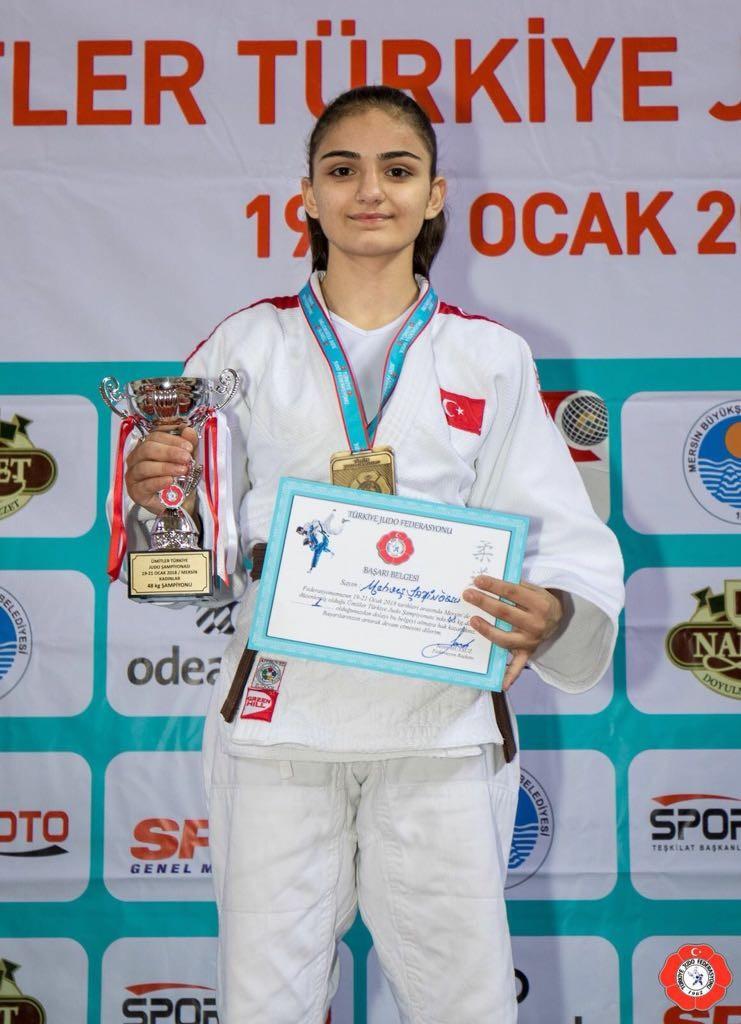 Trabzon'da yetişen sporculardan büyük başarı