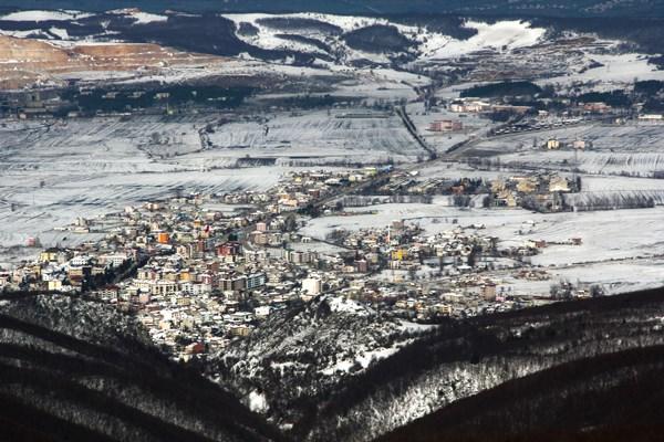 Tatilciler kayak merkezine koştu - Samsun haberleri