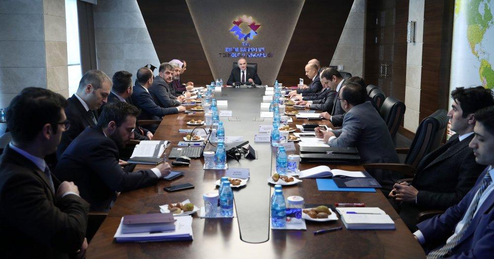 Trabzon'daki proje Ankara'da değerlendirildi