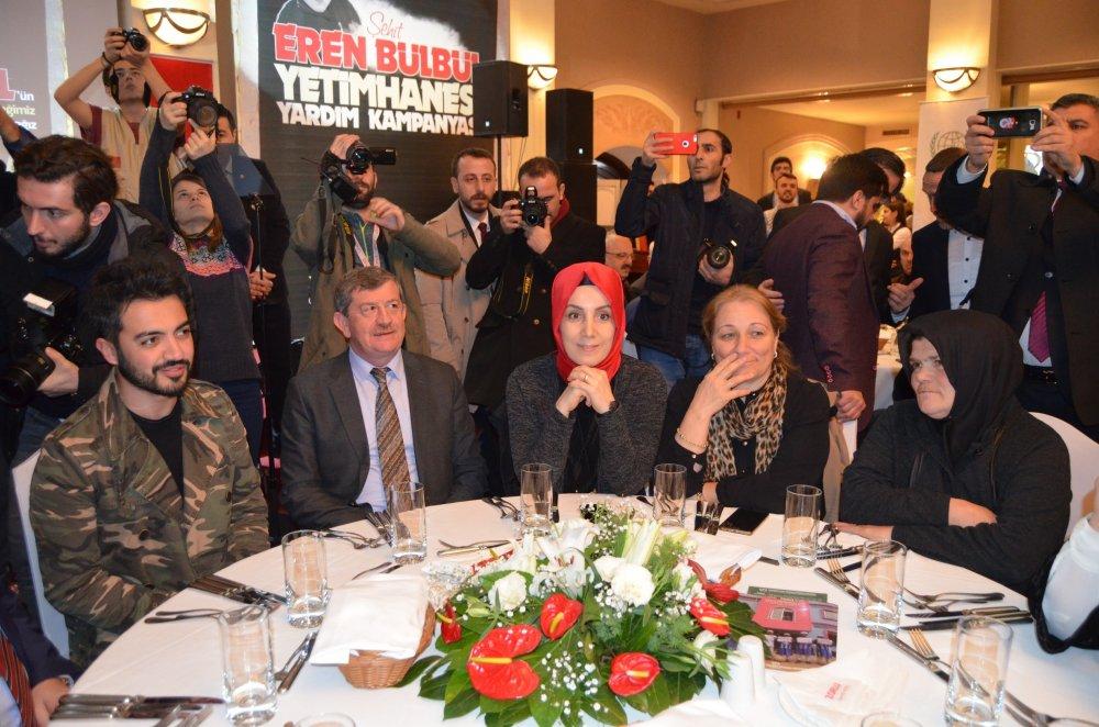 Bakan Soylu'dan Eren Bülbül kampanyasına destek
