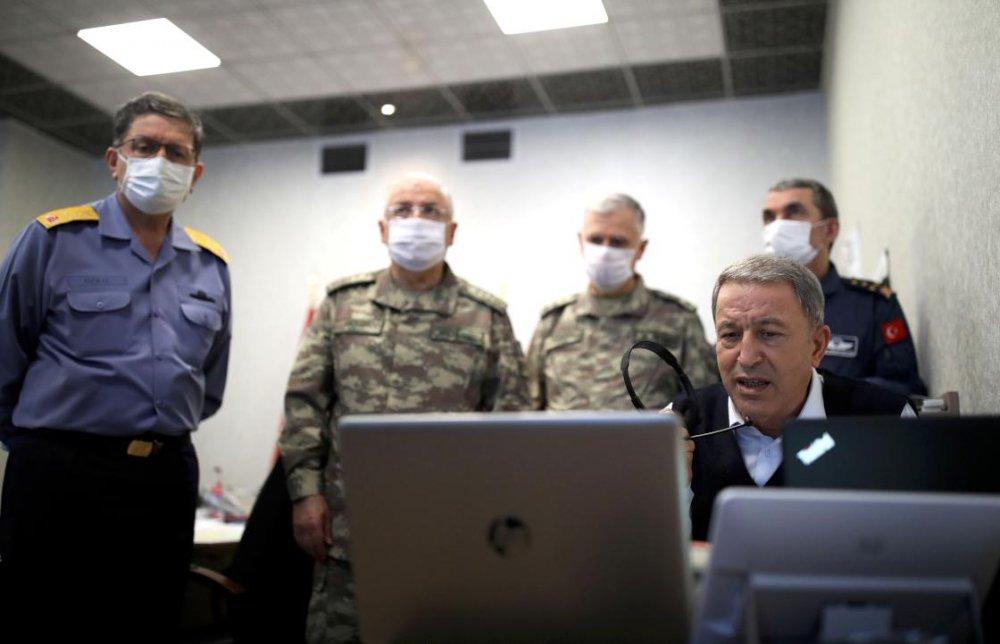 Pençe-Kaplan Operasyon: Komandolar göz açtırmıyor