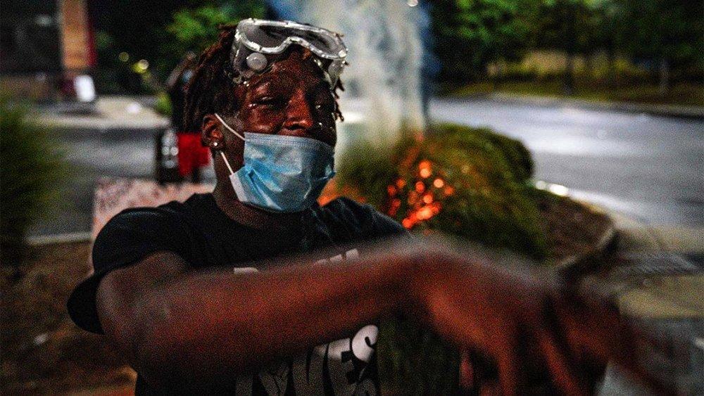ABD'nin Atlanta kenti karıştı