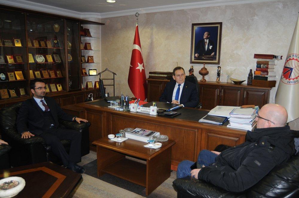 Trabzon'da istihdam için dev işbirliği