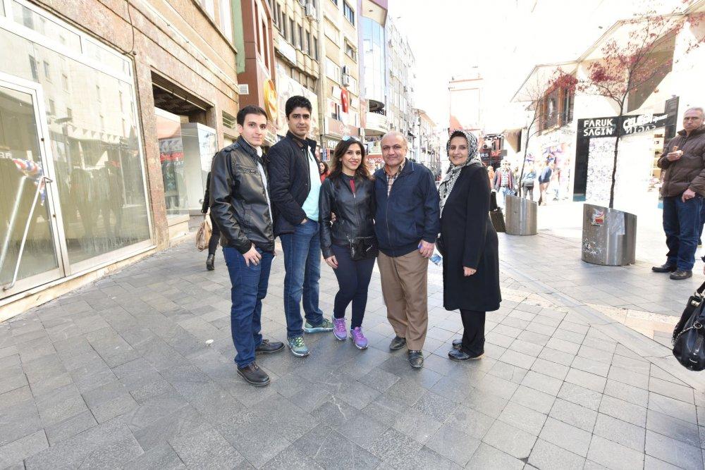 Trabzon'da Nevruz canlılığı