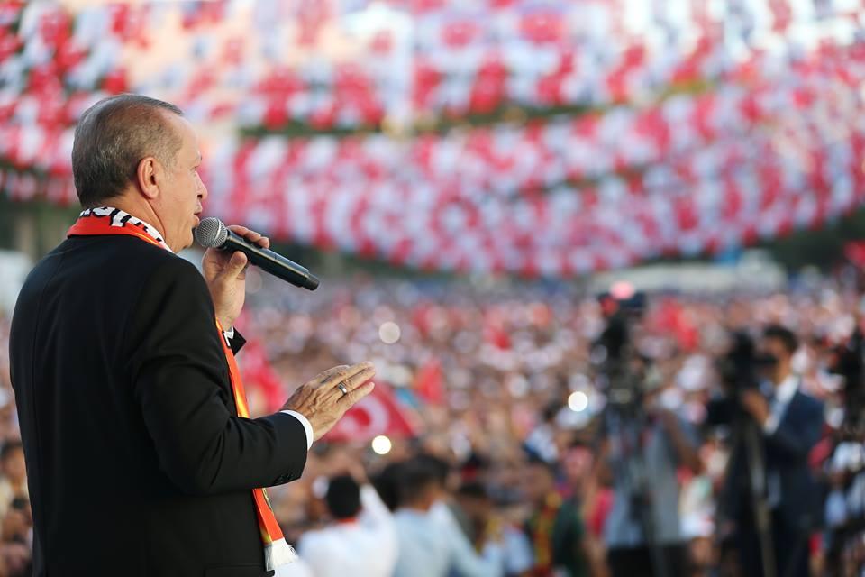 Cumhurbaşkanı Erdoğan'dan '53 numaralı forma' esprisi