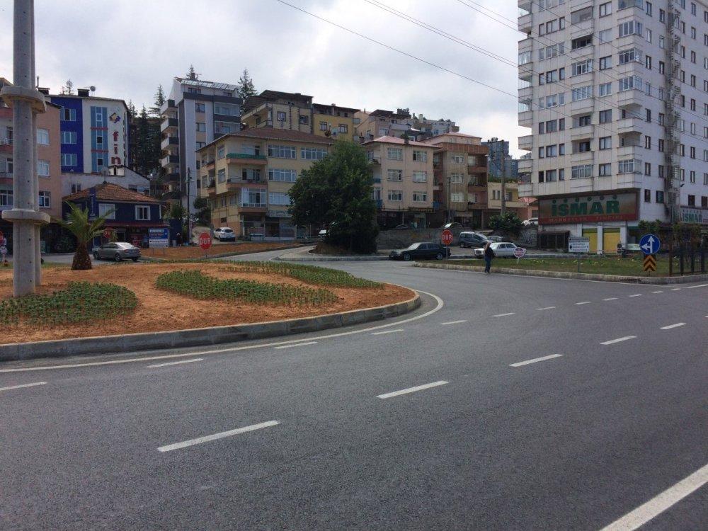 Trabzon'da yakışmayan görüntü