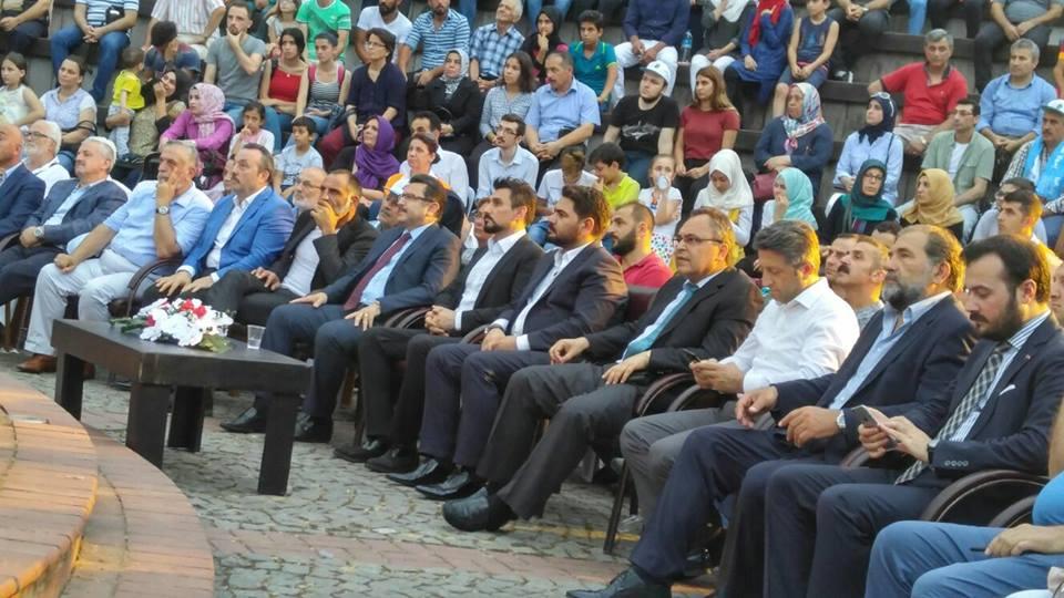 Trabzon Uluslararası Film Festivali başladı, Trabzon'a yıldız yağdı