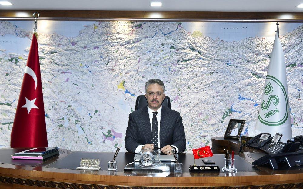 Sadak Sulaması ekonomiye yılda 22 milyon lira katkı sağlayacak