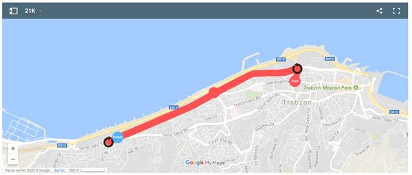 Trabzon'da pazar günü bu yollar trafiğe kapalı: İşte detaylar