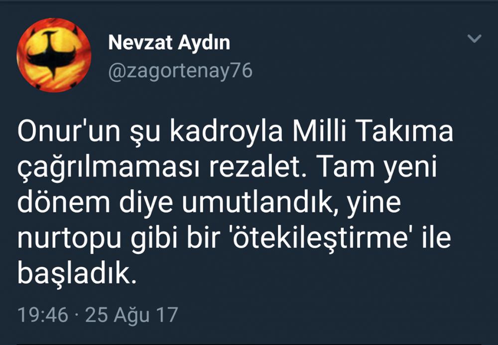 Trabzonspor yöneticisinden Milli Takım kadrosu isyanı: Rezalet