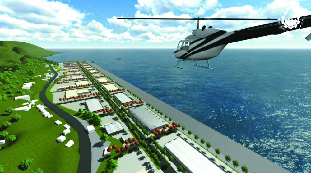 Trabzon'a Endüstri Bölgesi için başvuru yapıldı